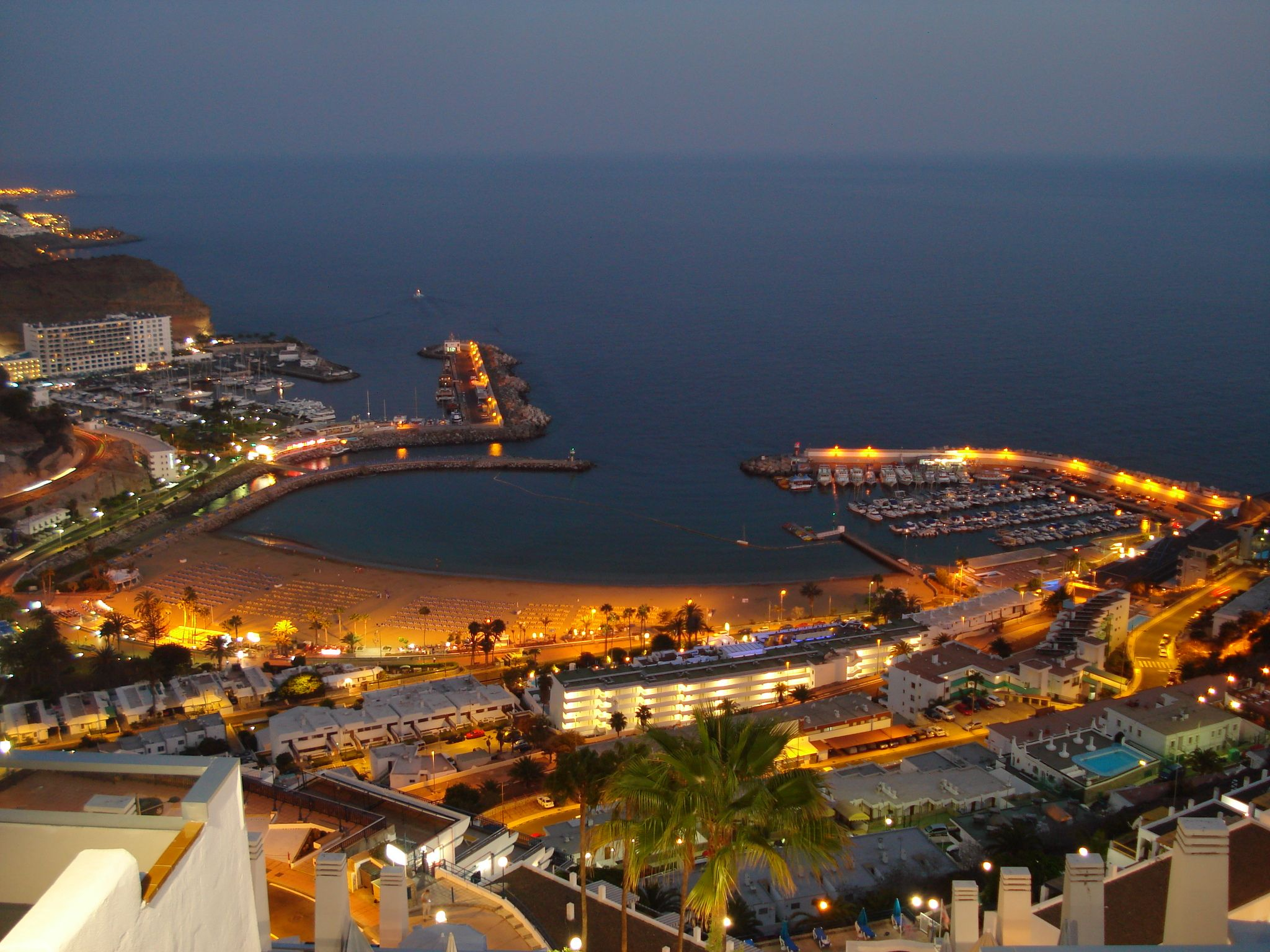 Puerto Rico Gran Canaria ( FOTO Iñaki Garcia ) Islas