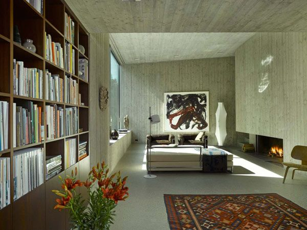 architecture Schneider bergdorf mid century design