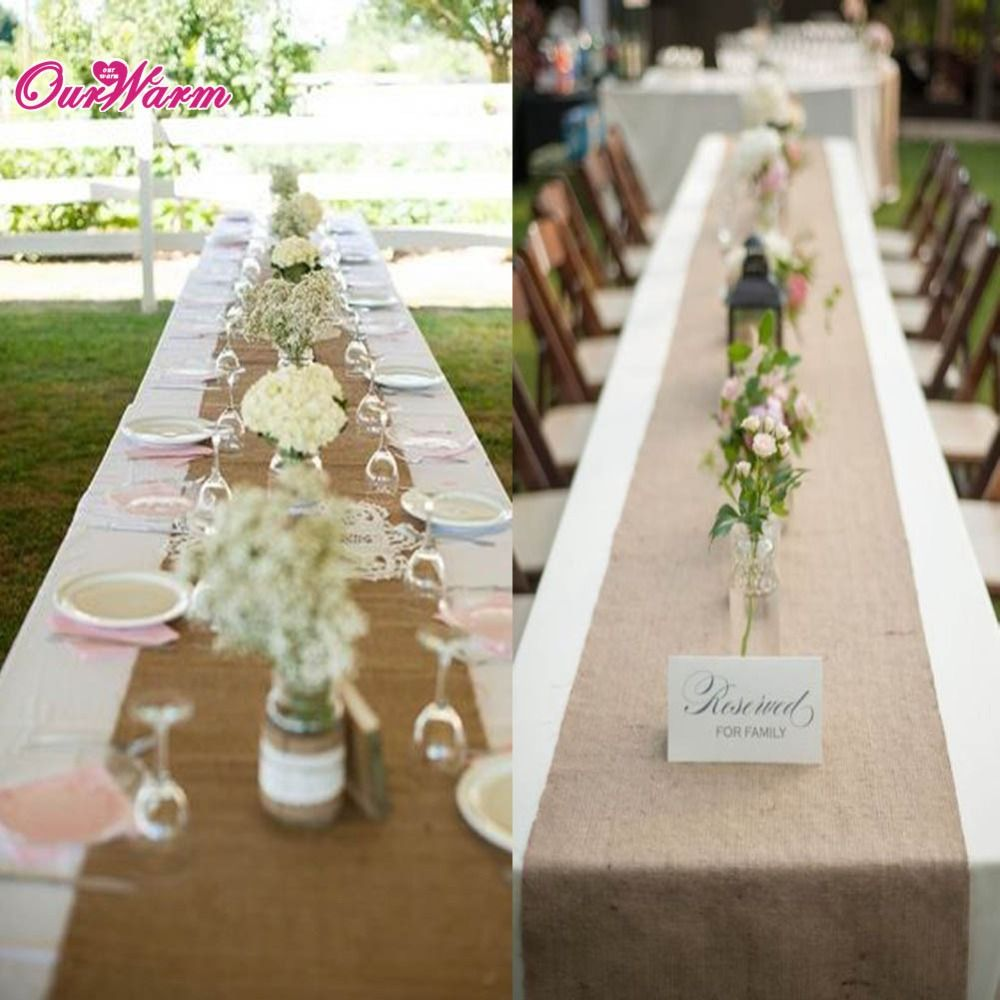 Cheap Table Runner Buy Quality Hessian Table Runner Directly From
