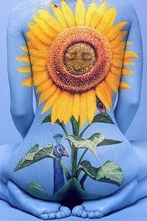 BODY PAINTING-TRACY CRAIG