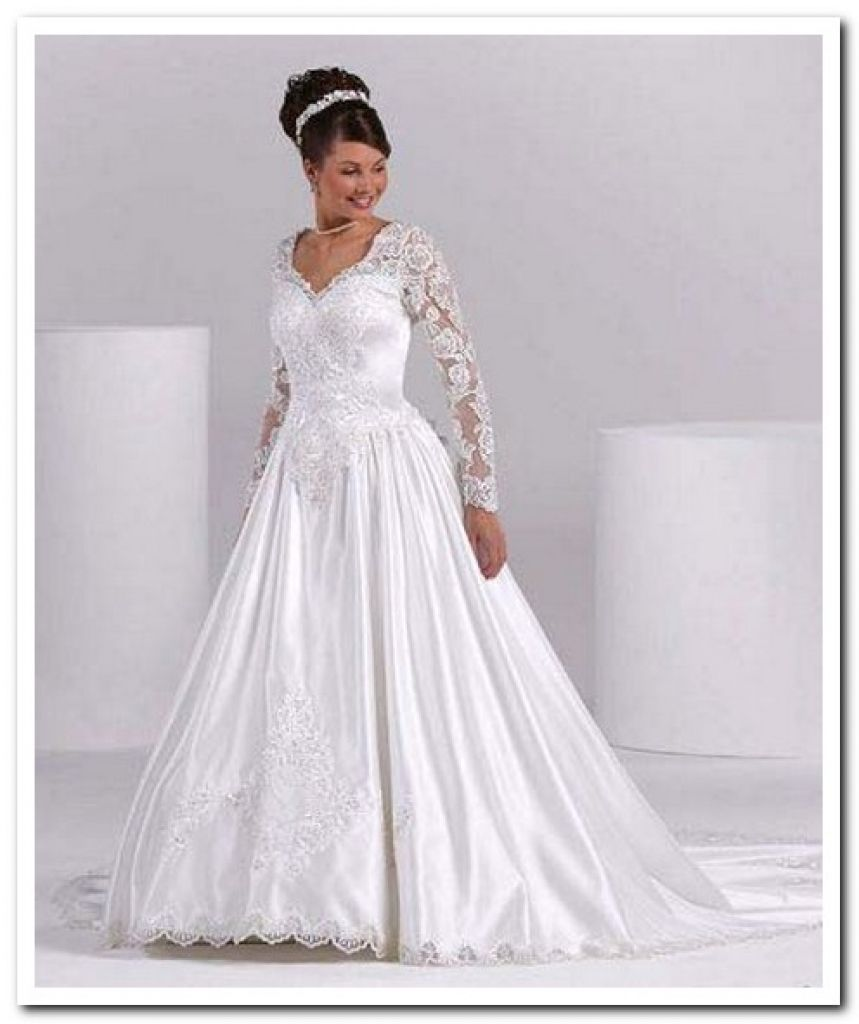 Incredible Plus Size Wedding Dresses At Jcpenney Short Wedding ...