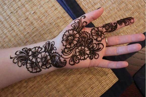 Easy arabic mehndi designs for kids also mehedi pinterest rh in