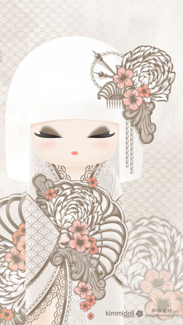 "Kimmidoll™ Akiyo - ""Enlightenment"""