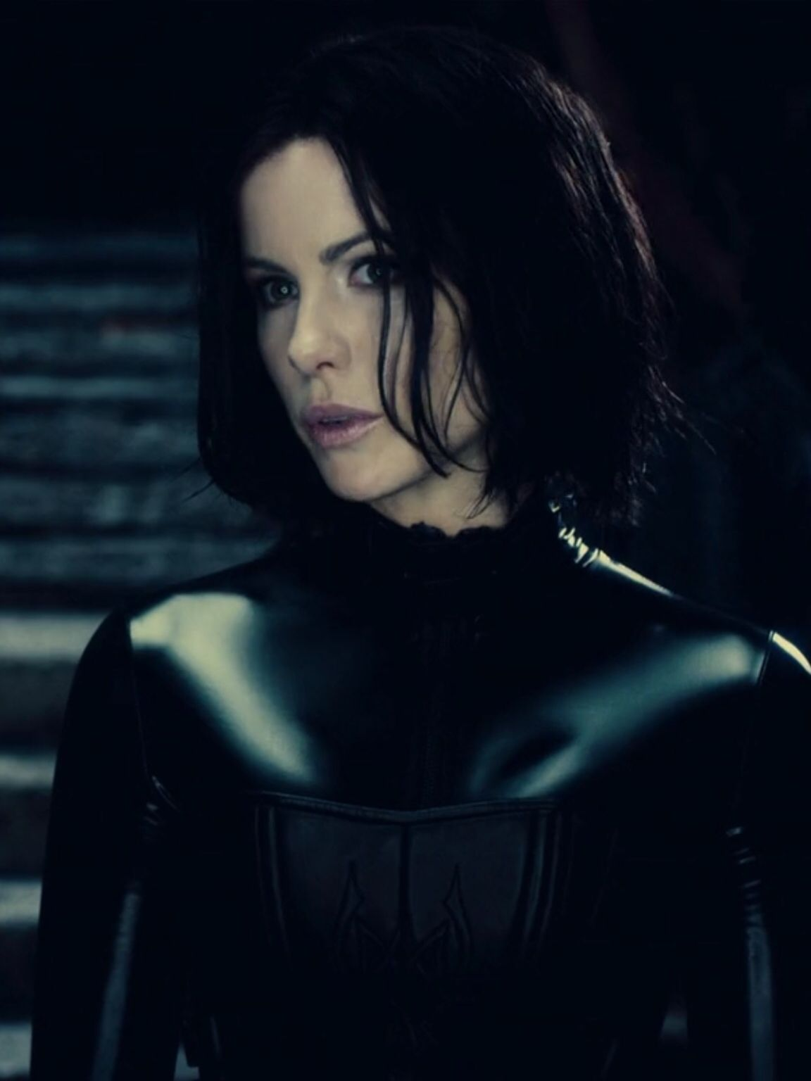 Kate Beckinsale as Selene in Underworld: Awakening ...