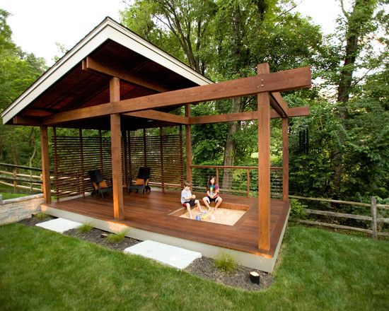 kids playhouse design pictures remodel decor and ideas page 21