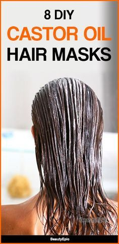 Castor oil Hair Mask: Benefits and Top 8 Hair Mask Recipes -   12 long hair Treatment ideas