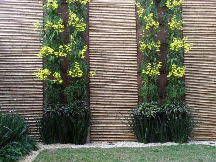 Como Fazer Jardim Vertical u2013 99 Graus Jardín Pinterest Jardín - jardineras verticales