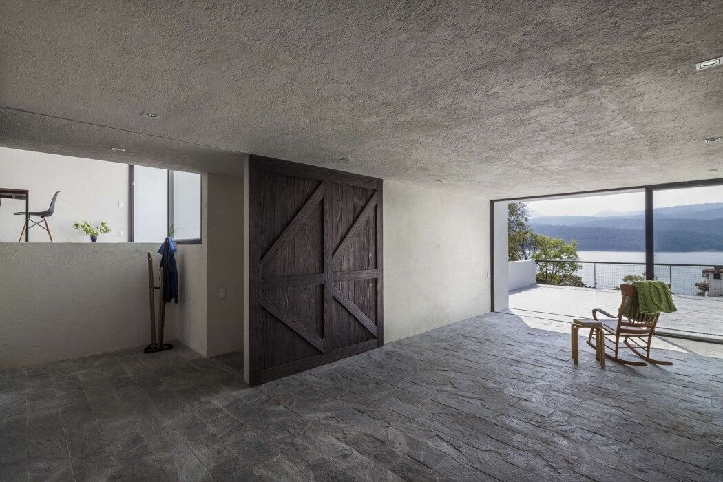 House of Stairs by Dellekamp Arquitectos