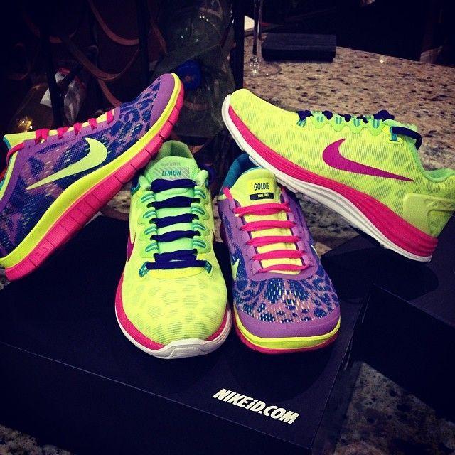 I am a big sneakers/tennis shoe type of girl !! Nike Free Running