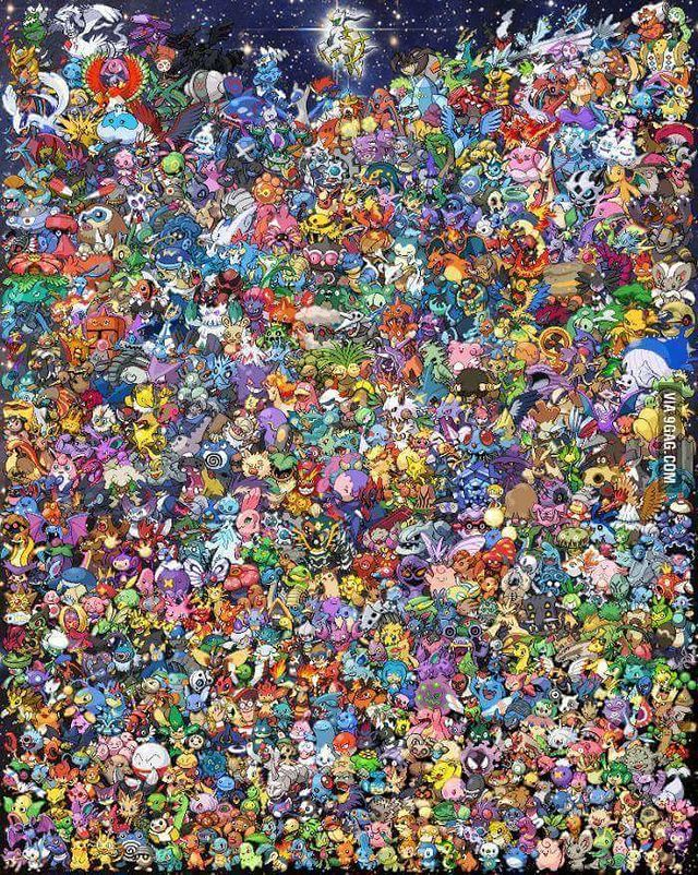 This Where S Waldo Pokemon Mash Up Has The Internet In An Uproar