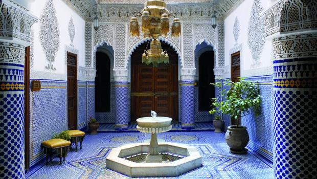 12 photos qui reflètent le charme des maisons traditionnelles marocaines | Intérieurs marocains ...