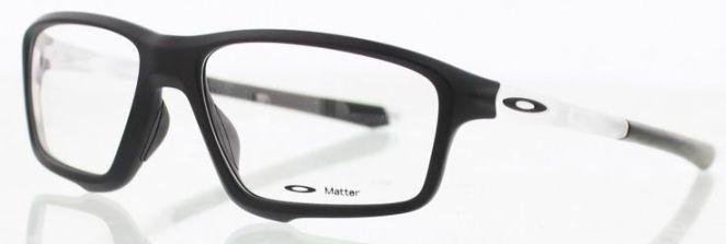 526ec6c375e8e0 Tendance lunettes   nice Tendance lunettes   Lunette de vue OAKLEY OX8076  807603 CROSSLINK ZERO homm