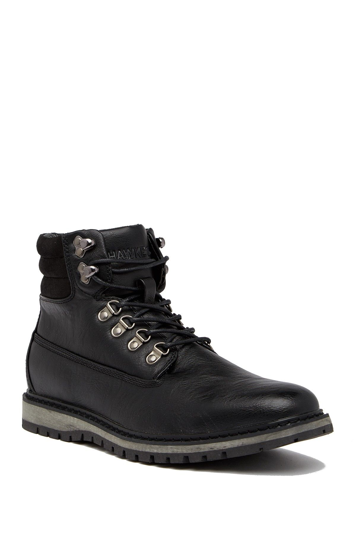20981f1b916 Hawke   Co Raleigh Leather Boot