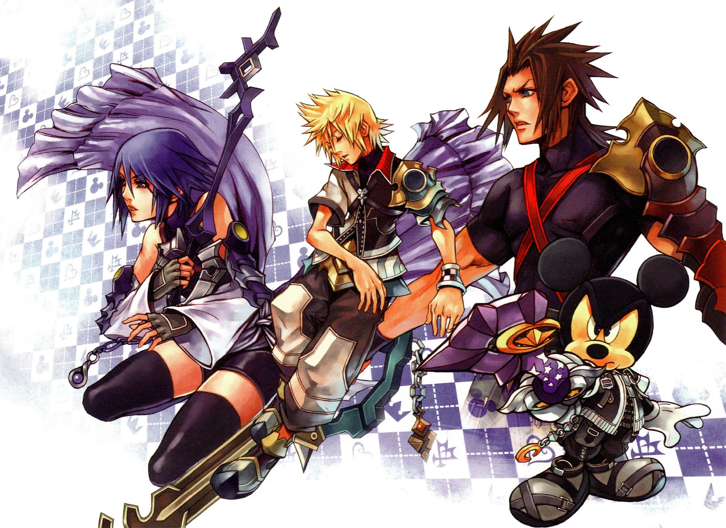 Kingdom Hearts Birth by Sleep Kingdom hearts, Kingdom