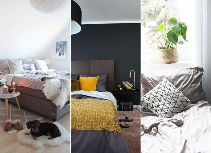 ... Farben Im Schlafzimmer Ideen Für Verschieden Stile Pinterest    Schlafzimmer Dunkle Farben ...