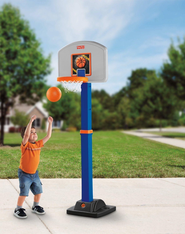 Grow-pro Basketball Little Tikes Hoop Pro