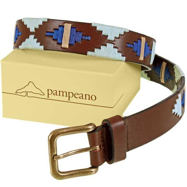 Pampeano – Leather Polo Belt – Rio