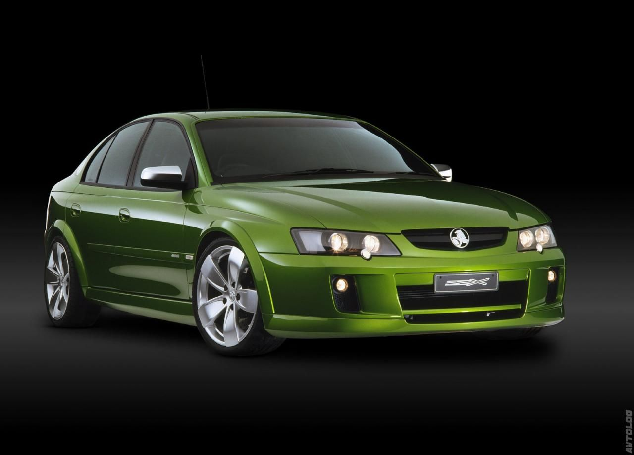 2002 holden ssx concept holden pinterest cars 2002 holden ssx concept vanachro Image collections