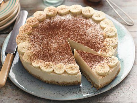 Slimming Worlds chocolate vanilla cheesecake