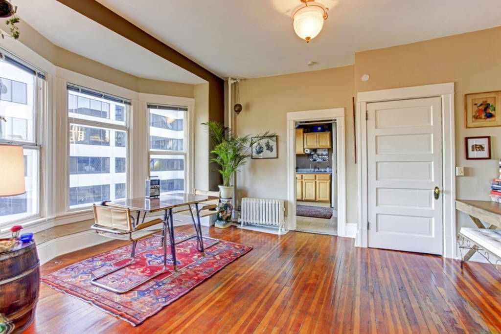 Apartment in Seattle, United States. A Historic, one