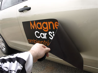 Vehicle Door Magnetic Signs Magnetic Car Signs Custom Car