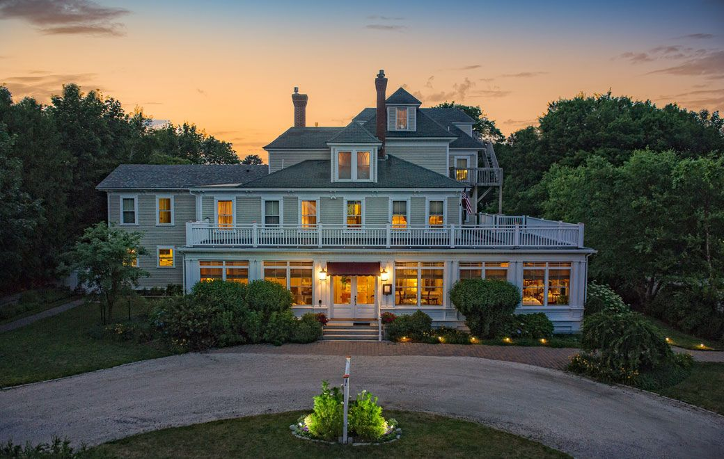 Bass Cottage Inn Bed and Breakfast Bar Harbor, Maine