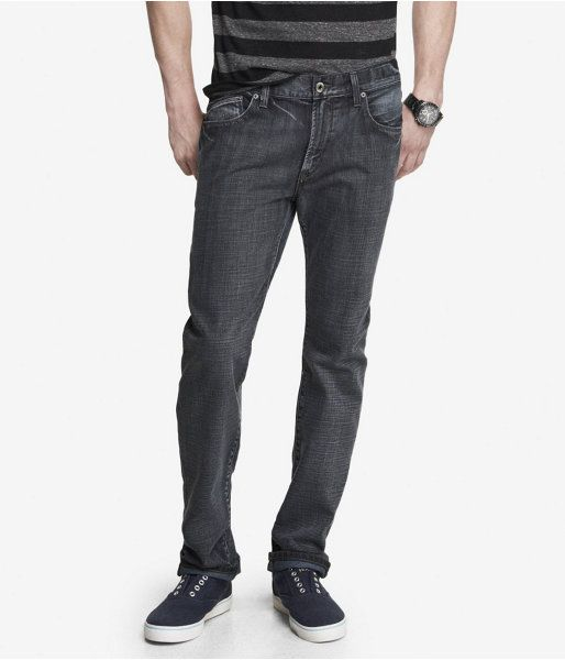 Charcoal Jeans by Express. Buy for $88 from Express