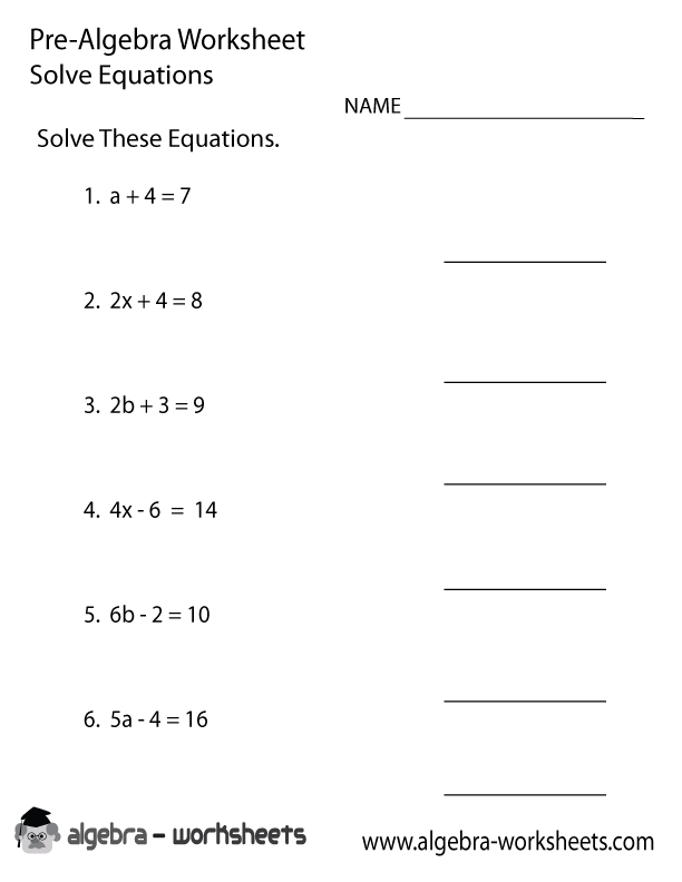 Worksheets by Grade
