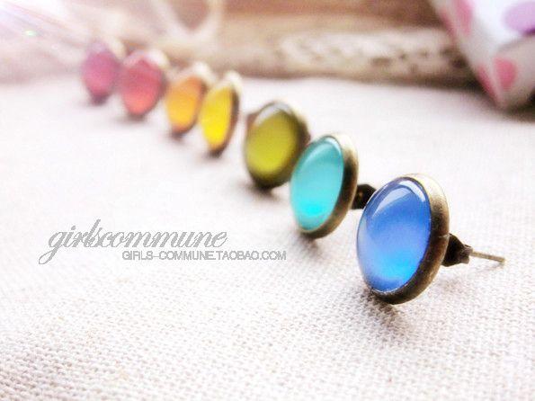 rainbow earrings -  http://zzkko.com/book/shopping?note=10236 $3.43