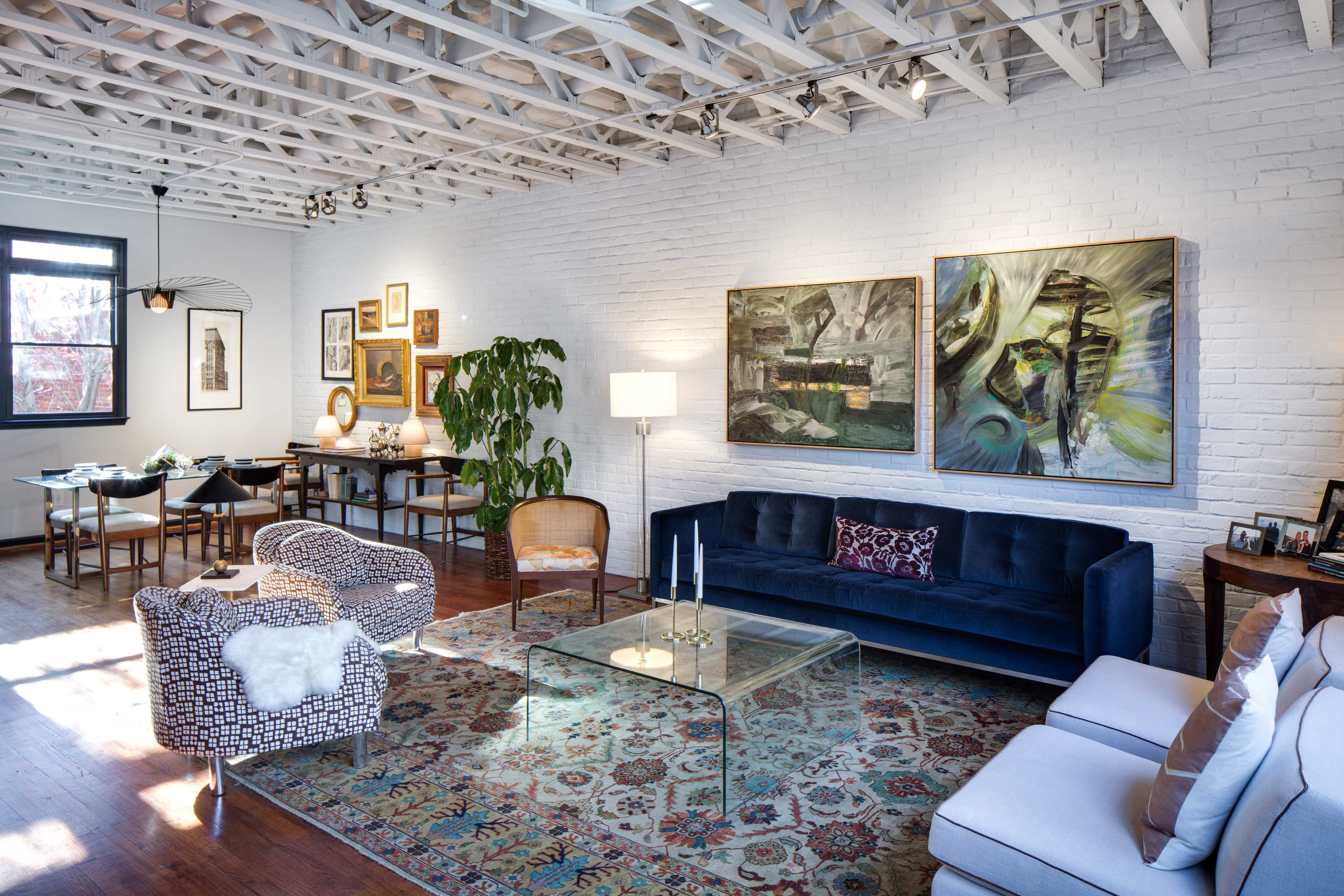 BehindtheScenes of an Atlanta Loft (With images) Home