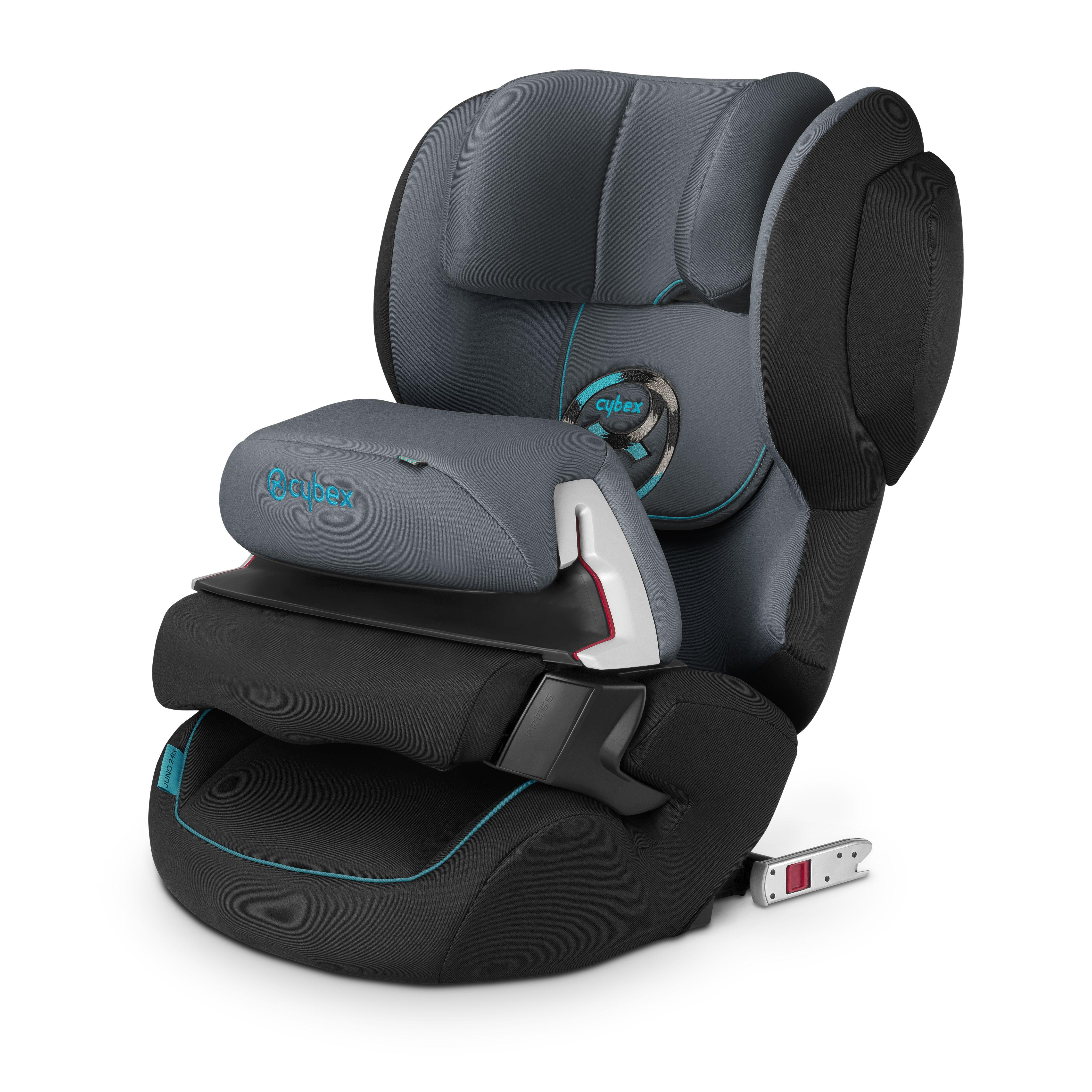 Cybex Juno 2 Fix Black Sea Siege Auto Siege Auto Groupe 1 Sieges Auto Bebe