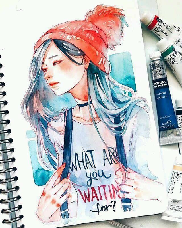 Watercolor Part 2 Watercolor Art Art Anime Art