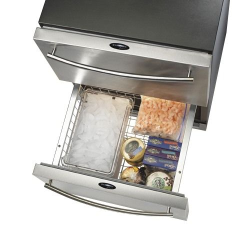 C2275DWRS00 ULine 2000 Series Undercounter Refrigerator
