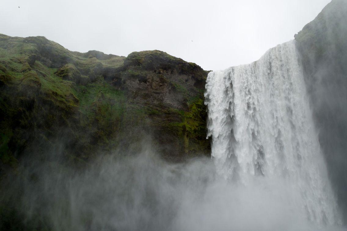 Skogafoss - Iceland.