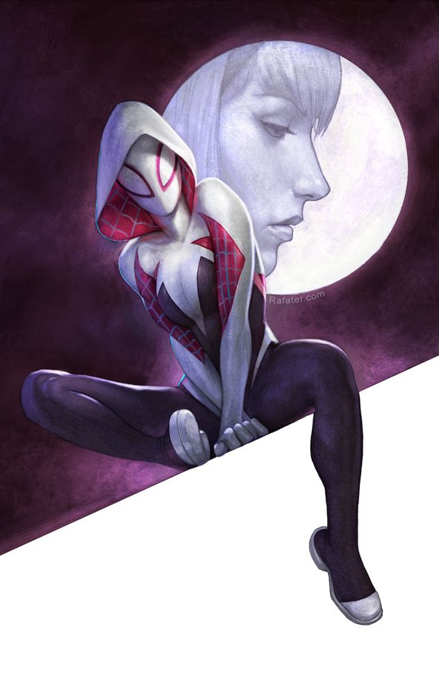 #Spider #Gwen #Fan #Art. (Spider-Gwen) By: Rafater. (THE * 5 * STÅR * ÅWARD * OF: * AW YEAH, IT'S MAJOR ÅWESOMENESS!!!™)[THANK Ü 4 PINNING!!!<·><]<©>ÅÅÅ+(OB4E)