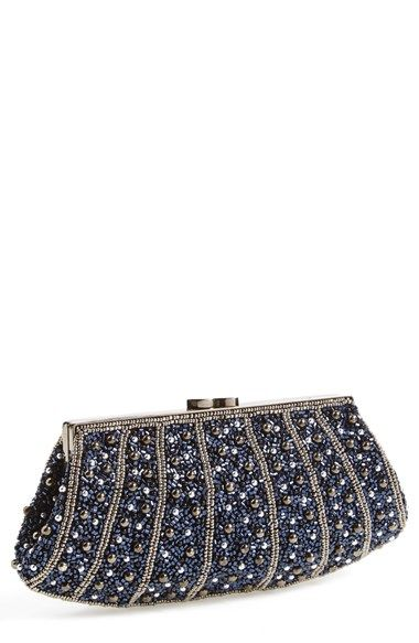 88158fd74ef4 Glint  Pearl Encrusted  Clutch available at  Nordstrom