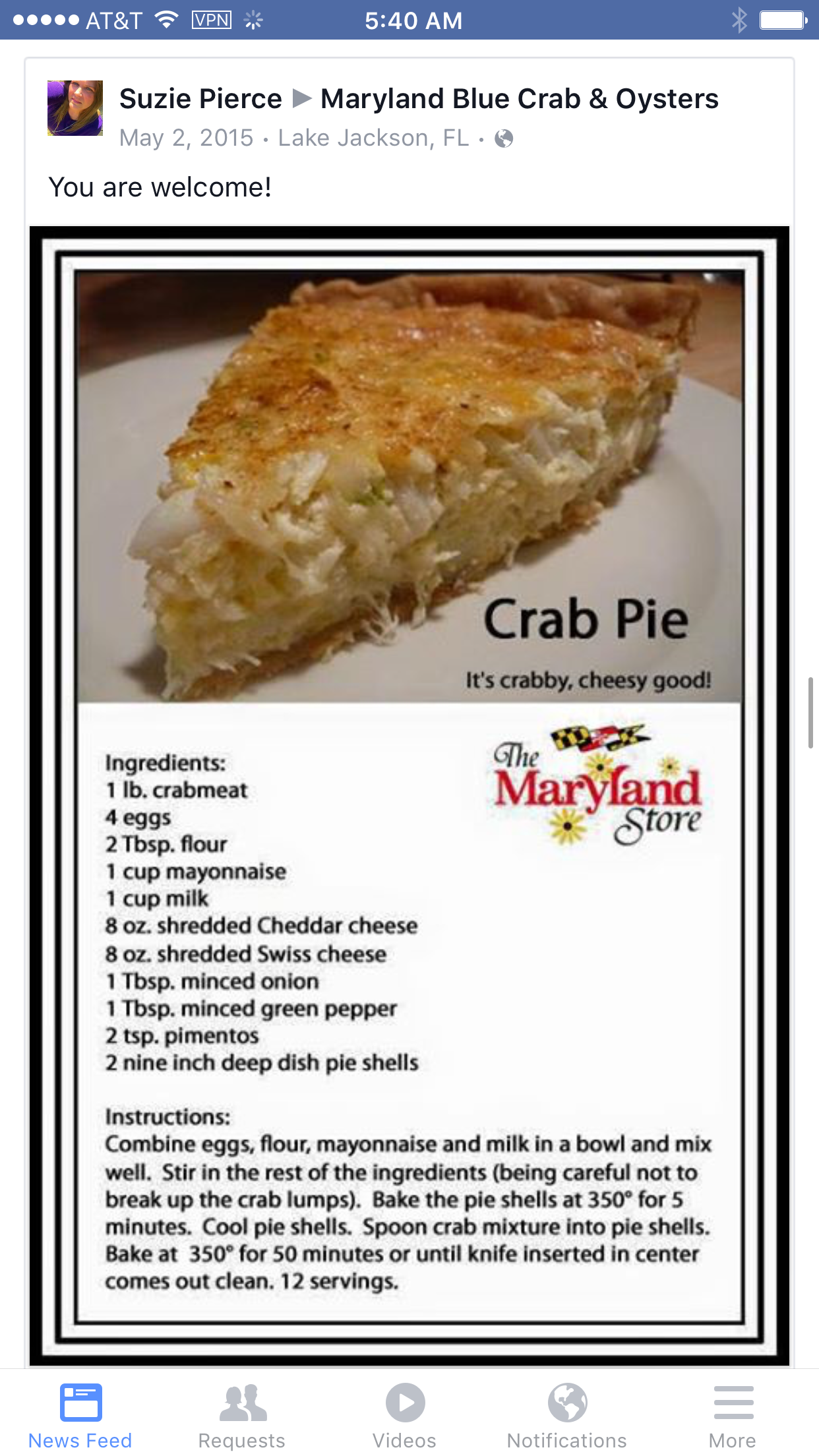 The Absolute Best Maryland Crab Cake You Will Ever Make Favorite
