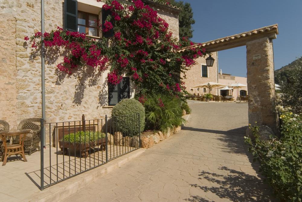 Façade. Solivaret. #Mallorca. Spain
