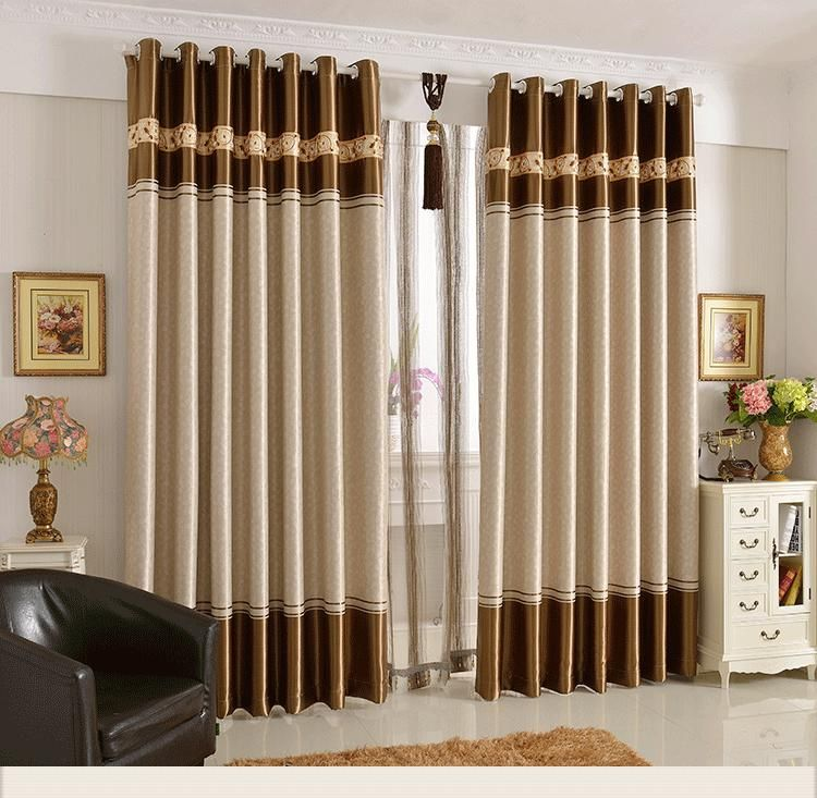 Hall Curtain Design