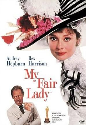 Audrey Hepburn's My Fair Lady Movie Review