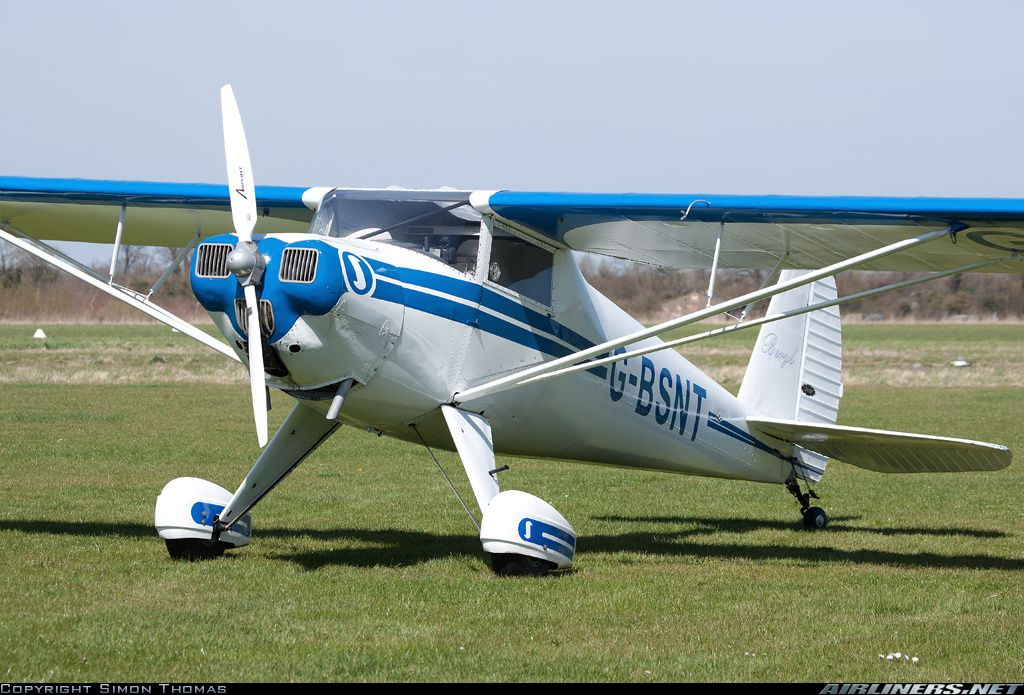 8A Silvaire aircraft picture Aircraft pictures