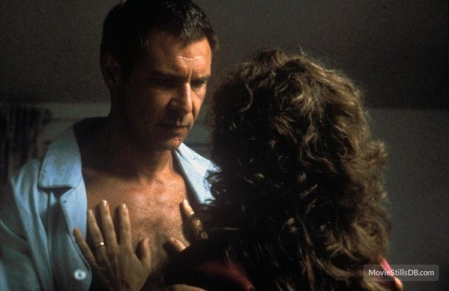 Harrison Ford and Bonnie Bedelia in Presumed Innocent (1990), dir - presumed innocent