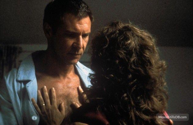 Harrison Ford and Bonnie Bedelia in Presumed Innocent (1990), dir - presumed innocent 1990