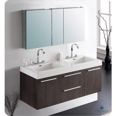 1500$ Meuble lavabo | Bathroom | Bathroom sink vanity, Double sink ...