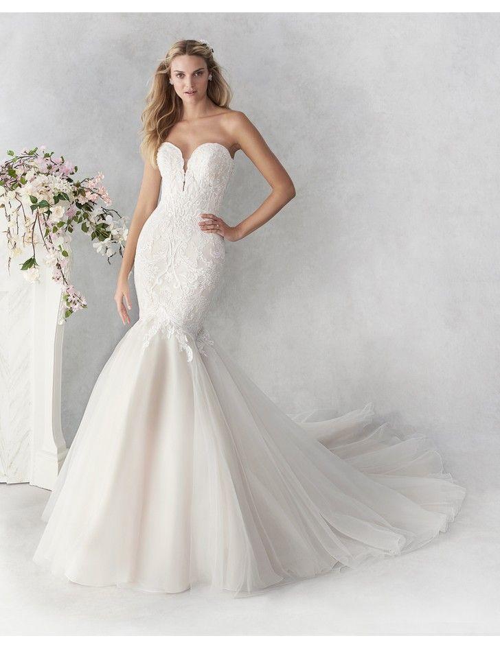 21 fabulous fishtail wedding dresses mit bildern ella rosa