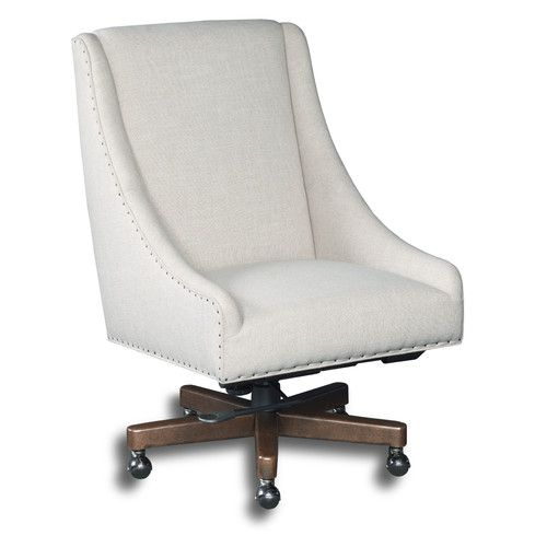 Found It At Wayfair Larkin Mid Back Desk Chair Cheap Office Furniture Home Office Chairs Furniture