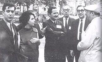 Mario Vargas Llosa, Carlos Fuentes