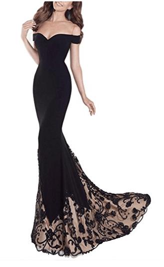 Vestidos De Noche De Moda