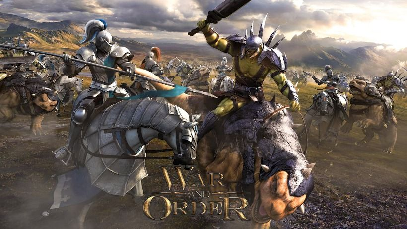 Pin on War and Order MOD APK
