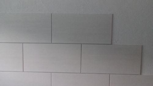 Wandfliesen 30x60 Nicht Versetzt Anbringen Sieht Nicht So Gut